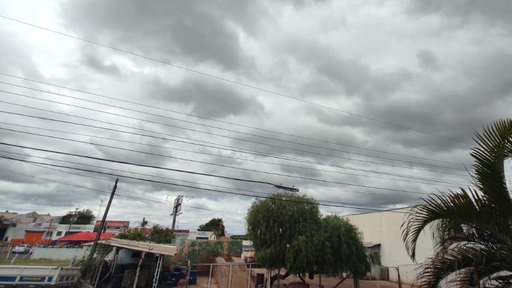 Tempo nublado e abafado em São Carlos (SP). Foto: ACidade ON - Foto: ACidade ON - São Carlos