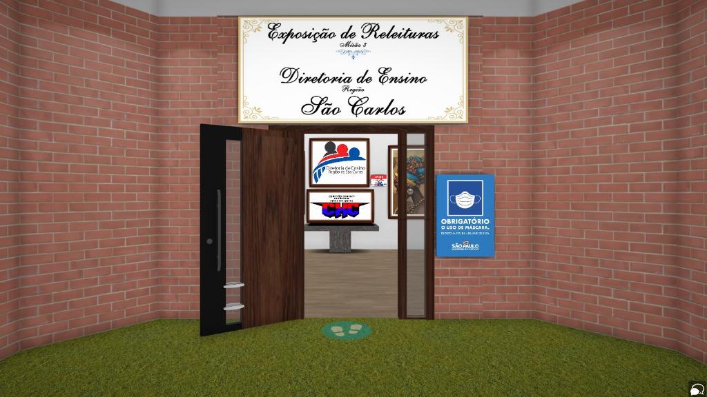 Museu virtual reúne releituras de obras feitas por alunos de São Carlos. Foto: Reprodução - Foto: ACidade ON - São Carlos