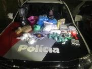 PM prende homem acusado de abastecer pontos de drogas em São Carlos