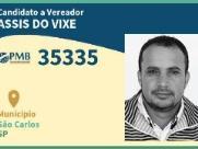 Suspeito de matar ex em São Carlos era integrante do Partido da Mulher Brasileira