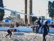 São Carlos estreia com vitória do Vôlei de Praia nos Jogos Regionais