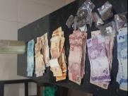 Traficante é preso com drogas e mais de R$ 2,7 mil no Cruzeiro do Sul