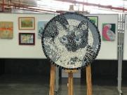 UFSCar apresenta exposições de mosaicos e retratos