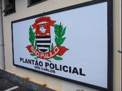 Plantão Policial São Carlos - Foto: Amanda Rocha/ ACidade On