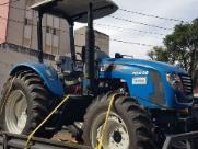Incra entrega trator para ser utilizado em assentamentos de São Carlos