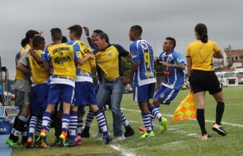 São Carlos está classificado para a segunda fase da Copa São Paulo (foto: Assessoria SCFC/ Rovanir Frias) - Foto: Assessoria SCFC/ Rovanir Frias