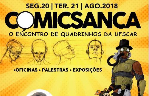 Comicsanca 2018 acontece nos dias 20 e 21 de agosto - Foto: ACidade ON - São Carlos
