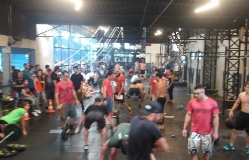 ACidade ON - São Carlos - Torneio CrossFit reúne atletas da região (foto: Luã Viegas)
