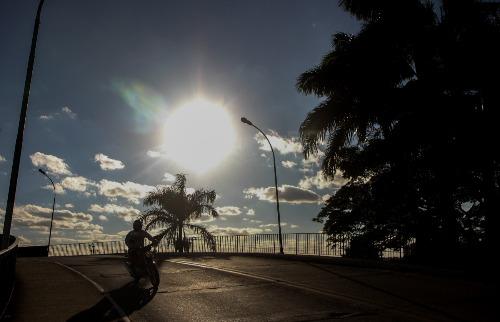 Verão está terminando e temperaturas devem cair em São Carlos - Foto: Amanda Rocha/ACidade ON - Foto: ACidade ON - São Carlos