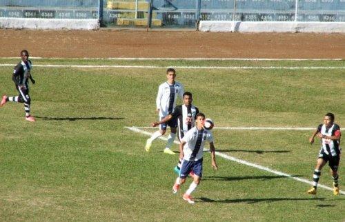 Rovanir Frias/ Assessoria SCFC - Equipe sub-20 do São Carlos FC