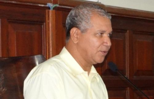 Vereador Lucão Fernandes (PMDB) (foto: Divulgação Câmara Municipal) - Foto: Divulgação Câmara Municipal de São Carlos