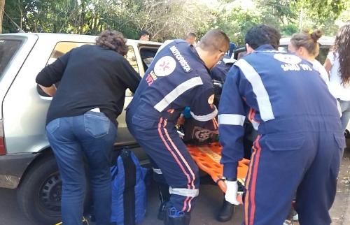 ACidade ON - São Carlos - Menino foi resgato pela equipe do SAMU e socorrido até a Santa Casa de São Carlos