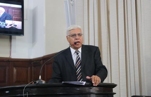 Vereador Azuaite faz declarações a respeito do trânsito de São Carlos (Foto: Divulgação/ Câmara) - Foto: ACidade ON - São Carlos