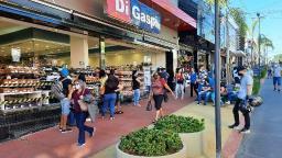 Com reabertura do comércio, São Carlos registra 47% de isolamento