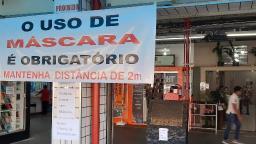 Vereadora pede fiscalização do uso de máscaras em São Carlos