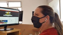 Uso de máscaras em espaço público se torna obrigatório na cidade