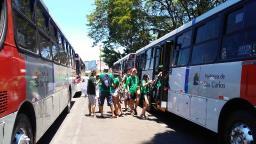 Suzantur fará transporte gratuito de voluntários para Operação Natal