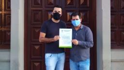 Vereadores protocolam PL para tornar obrigatório o uso de máscaras