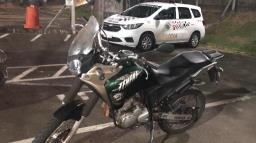 Homem é preso após tentar furtar motocicleta na Vila Carmen
