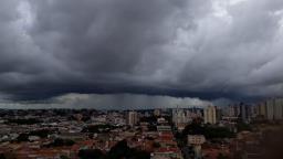 Previsão aponta para chuva nesta quinta e na sexta-feira