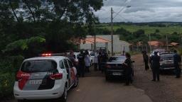 Polícia faz reconstituição da morte de Chiquinho Campaner