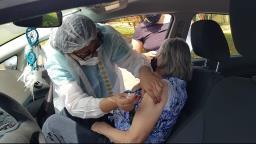 Covid-19: São Carlos ultrapassa marca de 50 mil vacinas aplicadas