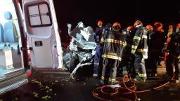 Grave acidente na Rodovia Washington Luís deixa feridos