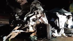 Motorista que causou engavetamento entre 9 veículos estava bêbado