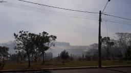 Nuvem de fumaça