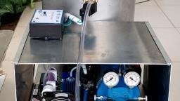 USP desenvolve câmara de ozônio para descontaminar máscaras respiratórias
