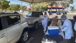São Carlos tem quase 145 mil com 1ª dose de vacina contra Covid-19