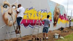 Prefeitura oferece cursos de Moda, Grafite e Paisagismo