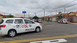 Tenente da PM é atropelado no Planalto Verde; polícia procura suspeito