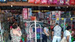 Maioria das lojas adere à abertura do comércio no Dia das Crianças