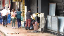 Comerciantes desistem de manter lojas no centro da cidade