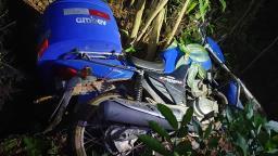 GM recupera motos roubadas em mata no Antenor Garcia