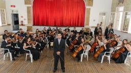 Orquestra de Piracicaba se apresenta na Praça do Mercado