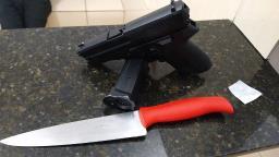 Monitoramento da GM flagra briga com homem armado em São Carlos