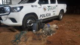 Dupla é autuada em R$ 4,2 mil após pesca proibida no Rio Mogi Guaçu
