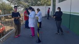 UBS do Cidade Aracy cria esquema para vacinação e diminui