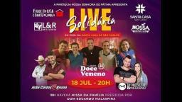 ACidade ON transmite live com artistas de São Carlos em prol da Santa Casa