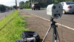 Confira onde estão os radares móveis nesta sexta-feira (6)