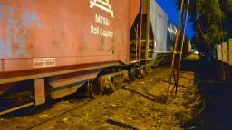 Homem de 48 anos é atropelado por trem na Vila Izabel