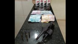 Três ladrões são presos após assalto a mercado em São Carlos