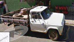Vítima tem caminhonete furtada em frente a sua casa em Ibaté