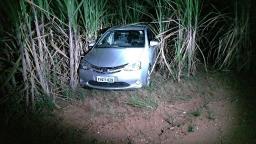 PM recupera veículo roubado e prende dois ladrões em São Carlos
