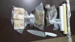 Polícia Militar encontra drogas em casa alugada no Jardim Pacaembu