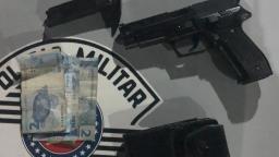 PM prende jovem por roubo a entregador de gás no Cidade Aracy