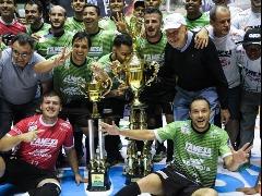 São João da Boa Vista conquista o heptacampeonato da Taça EPTV de Futsal - Foto: ACidade ON - São Carlos