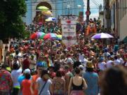 Folia em São Luiz do Paraitinga, cidade das cores e acordes